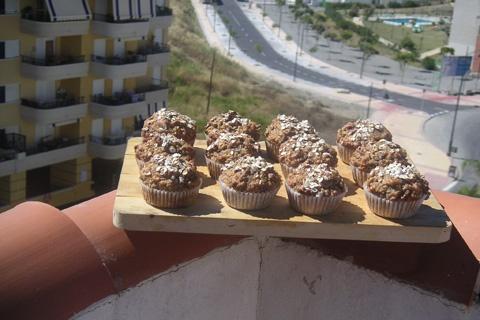 Alla hjärtans dag-muffins