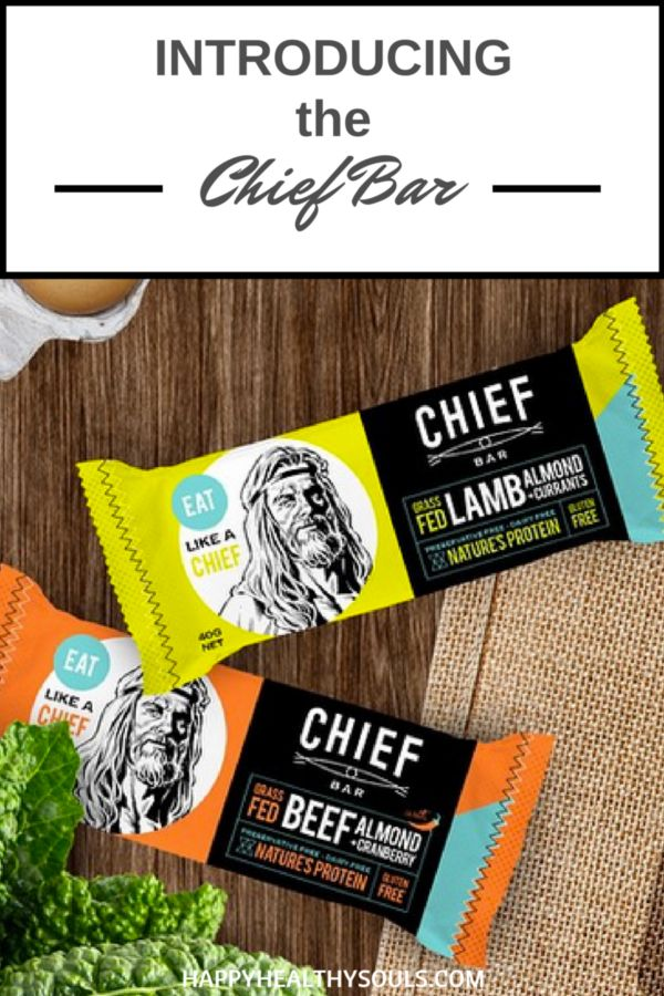It's here.....it's finally here! The Chief Bar is officially available to the public and it may just be your newest addiction.  Head over to the blog to check out our newest article on this delicious little bar // http://www.happyhealthysouls.com/health/introducing-the-chief-bar  #happyhealthysouls #chiefbar #healthysnack #healthy #food