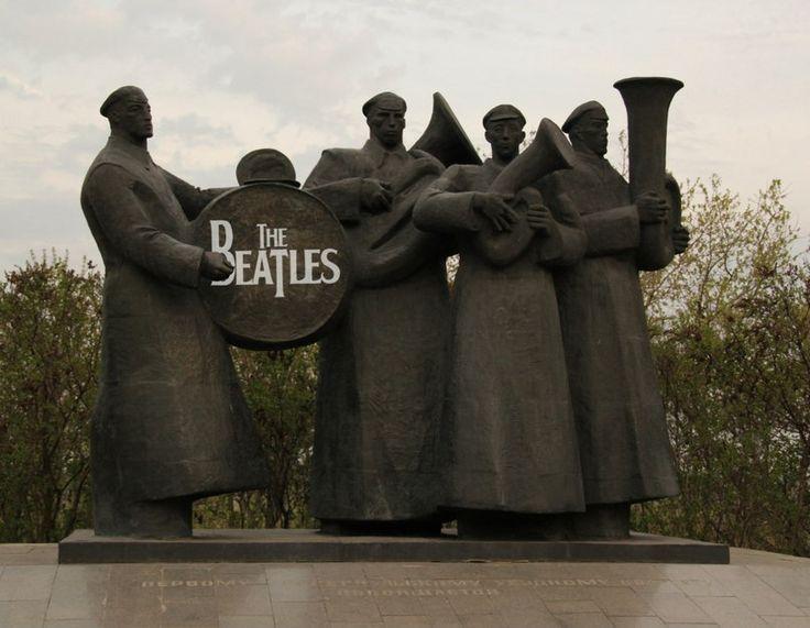 The Beatles, Липецк