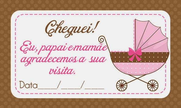Tag maternidade grátis para imprimir - Cantinho do blog Layouts e Templates para Blogger