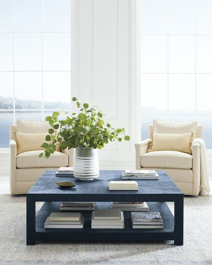 Table Decor Living Room, How To Decorate A Small Square Coffee Table