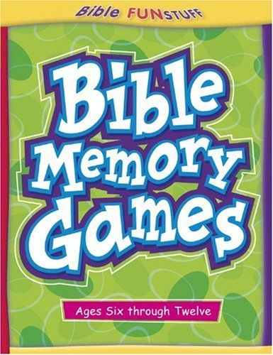 16 games and ideas to help memorise the Bible | Youth ...