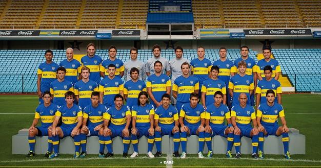 Fútbol | Boca Juniors -sitio oficial-