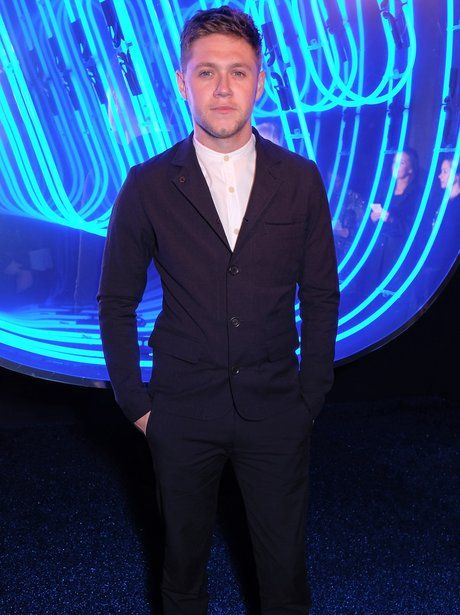 Niall Horan turns up to celebrate at the BRITs aft