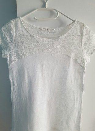 À vendre sur #vintedfrance ! http://www.vinted.fr/mode-femmes/hauts-and-t-shirts-t-shirts/30795272-tee-shirt-naf-naf-porte-1-fois