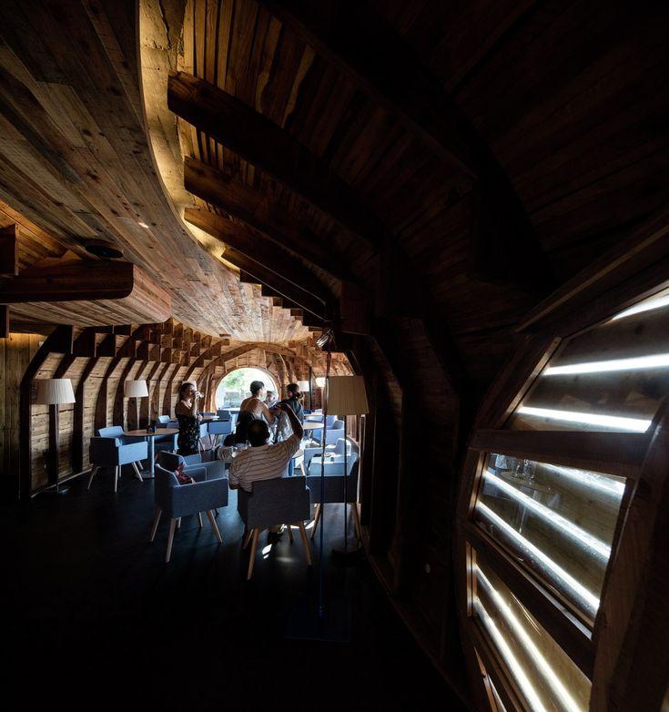 Gallery - Cella Bar / FCC Arquitectura + Paulo Lobo - 16