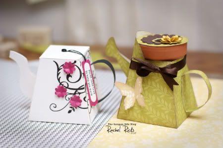 Template and tutorial   Tea bag holders   Pinterest   Make ...