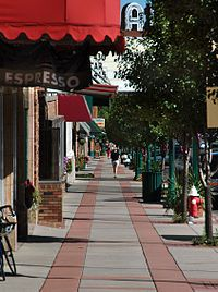 ~ Historic Main Street ~ Cedar City, Utah....Wikipedia