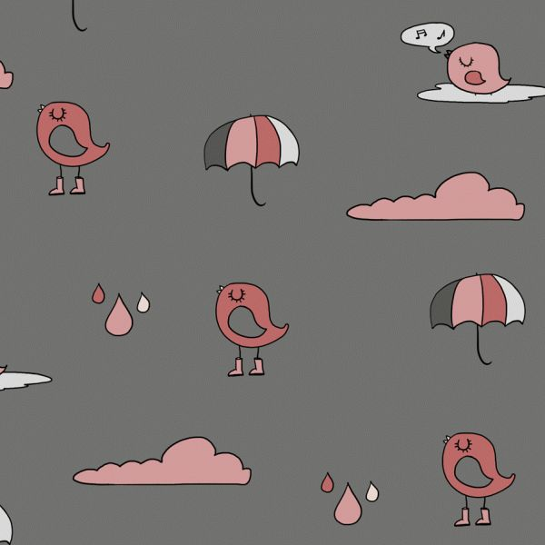 Rainy Birds by Agata Boba  /BURR.PL/