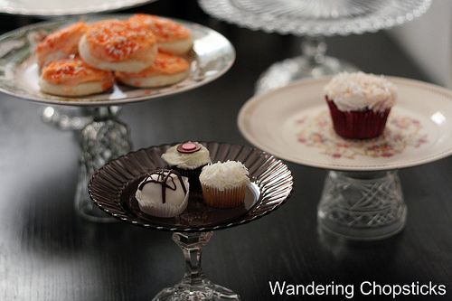 Wandering Chopsticks: Vietnamese Food, Recipes, and More: How to Make a Homemade Cake Stand