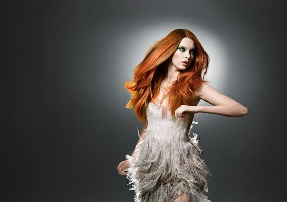 Stunning image of red hair from Marco Aldany