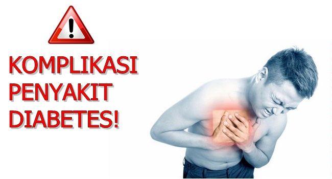 Komplikasi adalah kondisi rusaknya organ tubuh tertentu yang disebabkan oleh suatu penyakit. Mewaspadai komplikasi penyakit diabetes yang me.....
