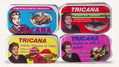 Tricana, Canned Portuguese Sardines