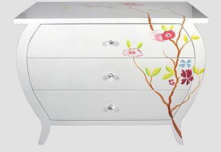 Kommode, Premium collection by Home affaire, »Kirschblüte«