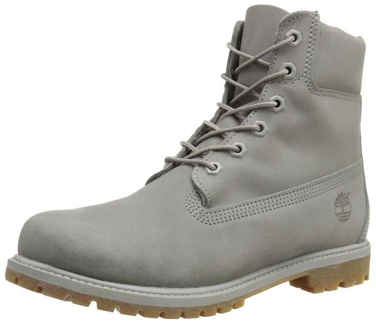 Luxury Footwear Gt Womens Boots GtWomens Timberland 6 Inch Premium Boot Grey