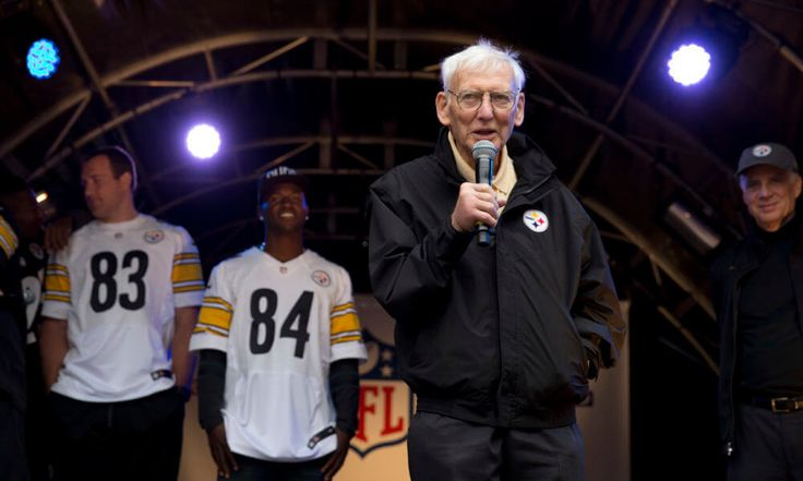 Steelers' Antonio Brown says goodbye to owner Dan Rooney = The Rooney family is about as close as you can get to royalty in the city of Pittsburgh. So with the death of Pittsburgh Steelers owner Dan Rooney, it's not an exaggeration to say a king has passed away. The loss of Rooney is felt throughout the Pittsburgh community, including…..