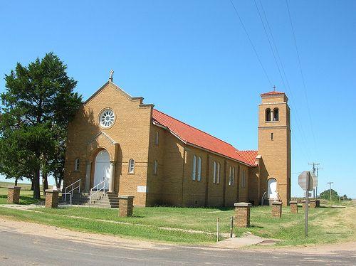 Church - St Mary's - Loretto, KS