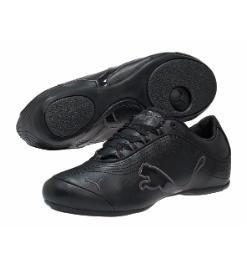 Enzo Weave, Sneakers Basses Homme, Noir Black White 1, 44 EUPuma