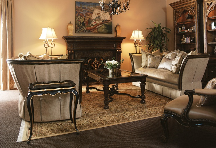 Marge Carson Living Furniture Placement Pinterest