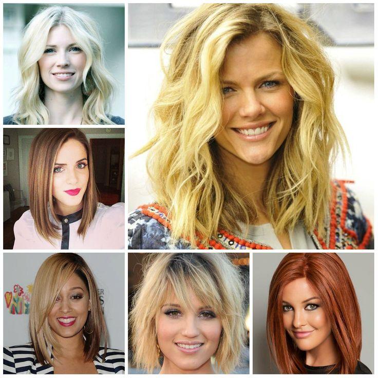 Stars Hairstyles Medium Length tutorials hairstyle