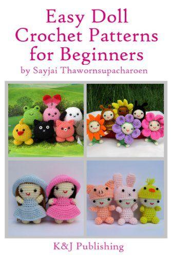 Easy Doll Crochet Patterns for Beginners.