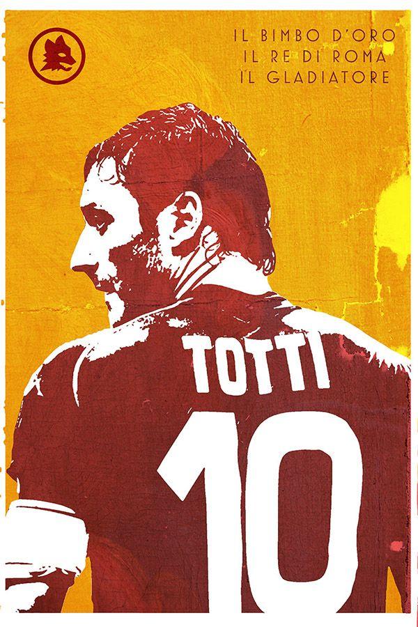 Francesco Totti on Behance