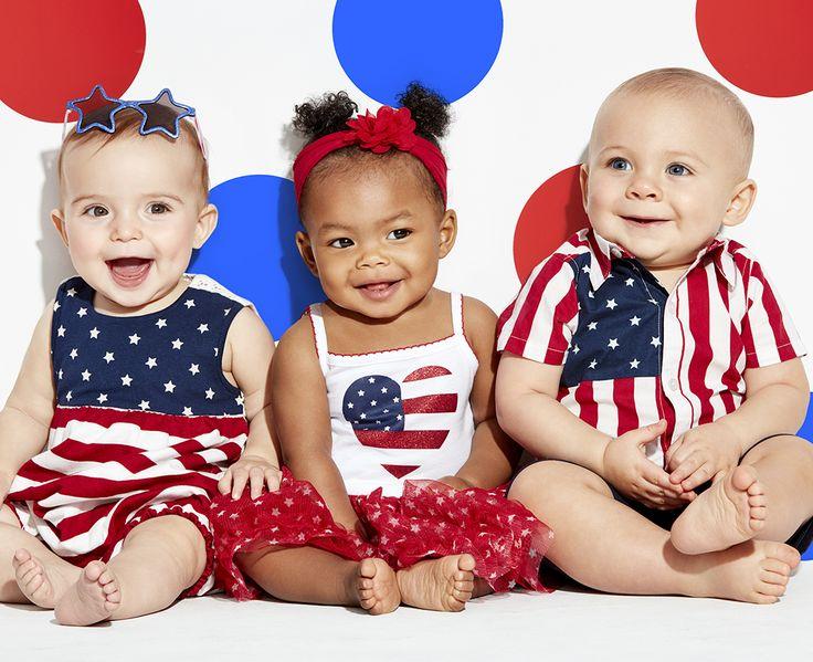 flag day attire kids
