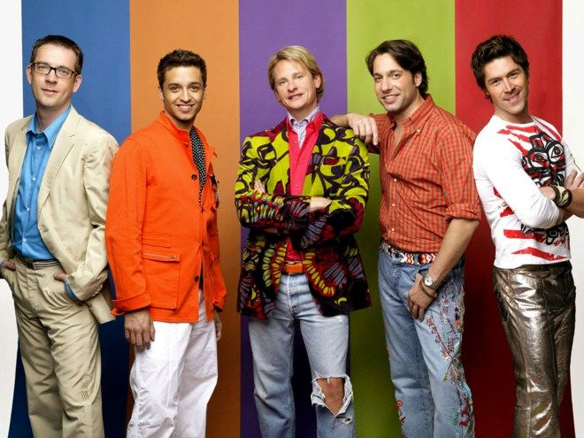. Netflix US Rebooting 'Queer Eye for the Straight Guy' for Red State Tour #LGBTQ