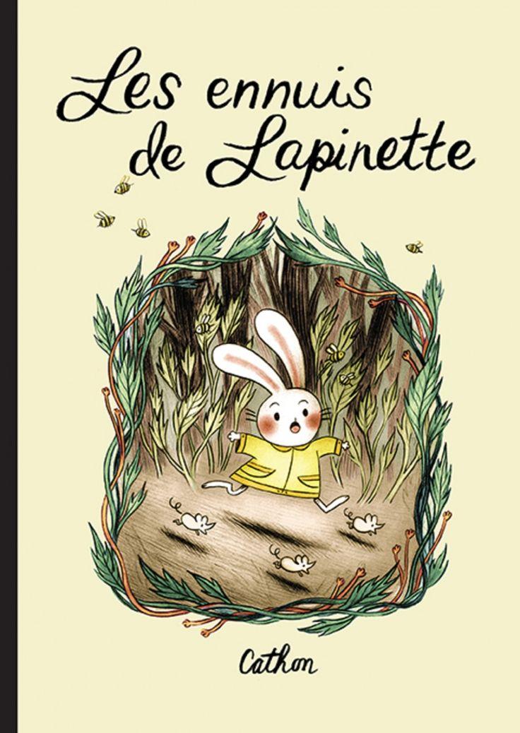Ennuis de Lapinette(Les) - Cathon