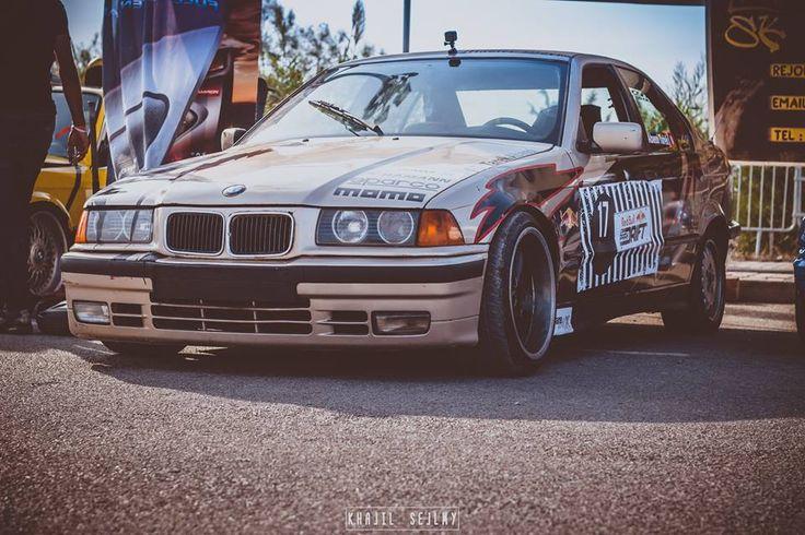 RedBull Car Park DRIFT Tunisia-2016