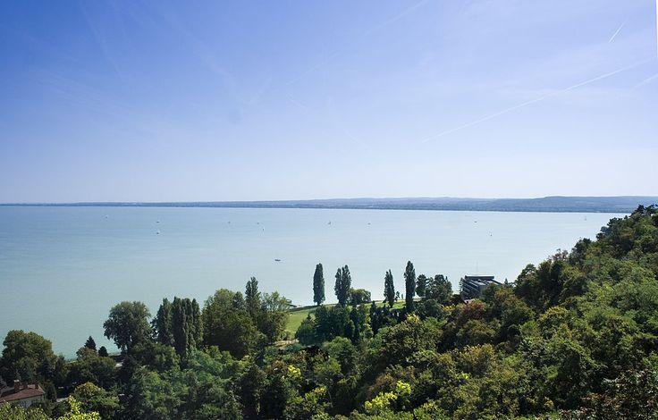 Lake Balaton, the largest lake in Central Europe
