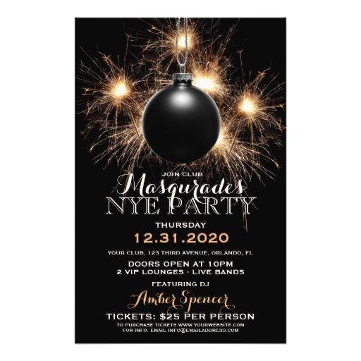 1000 images about nye flyers posters and invitation templates on pinterest