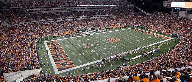 Paul Brown Stadium- Cincinnati Bengals