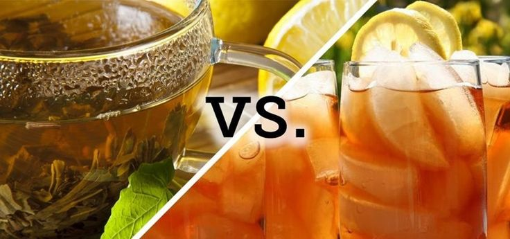 Hot vs. Cold Brew Tea & Coffee: Which Ones Are Better for You? « Food Hacks Daily