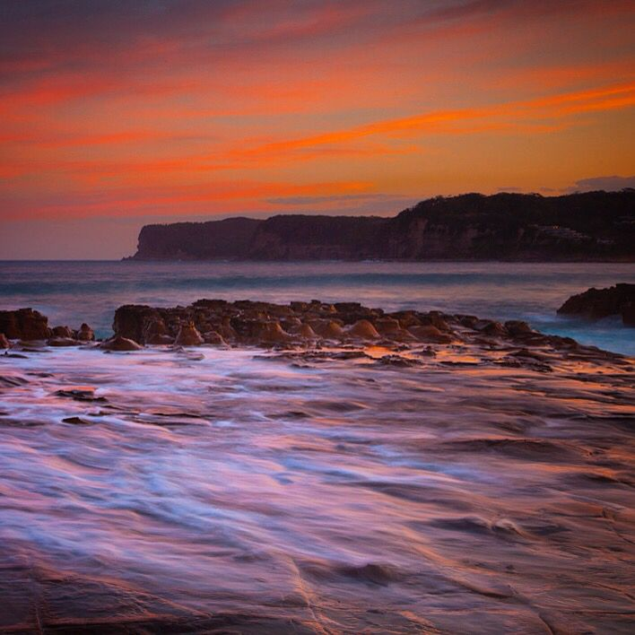 Another wonderful moment on the Central Coast, a North Avoca. Prints will be available shortly on our website http://www.capturedbymc.com