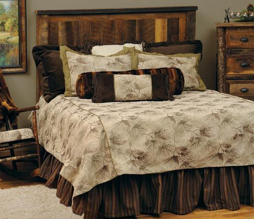 66 Best Images About Rustic Bedding Sets On Pinterest
