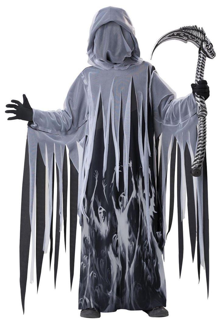Best 20+ Reaper costume ideas on Pinterest | Grim reaper costume ...