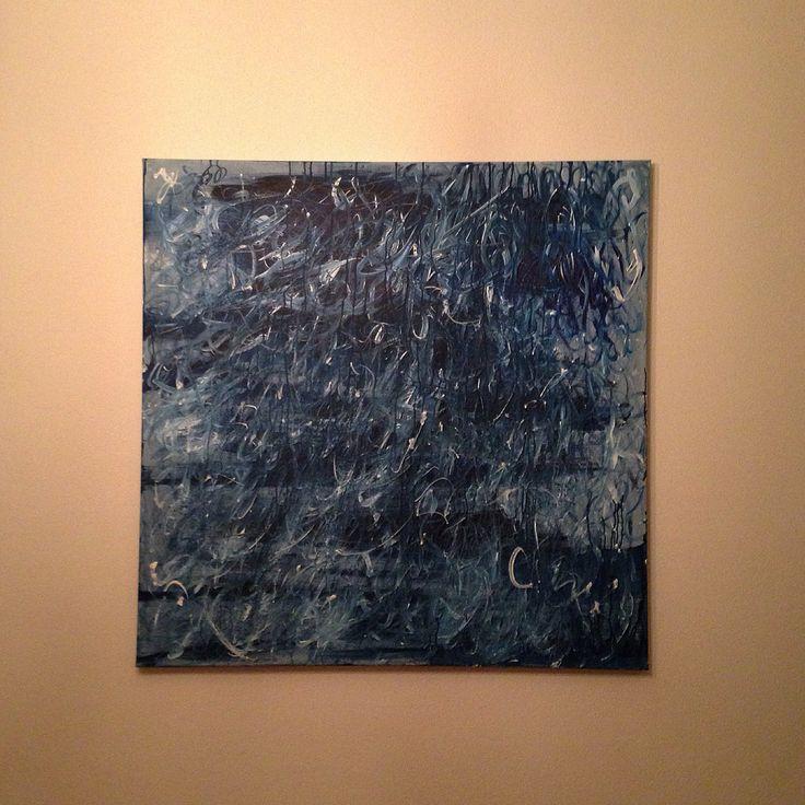 Oil on canvas 100x100