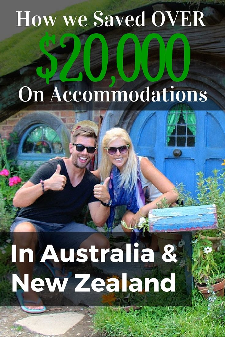 How We Saved Over $20,000 on Accommodation in Australia & New Zealand - FreeYourMindTravel