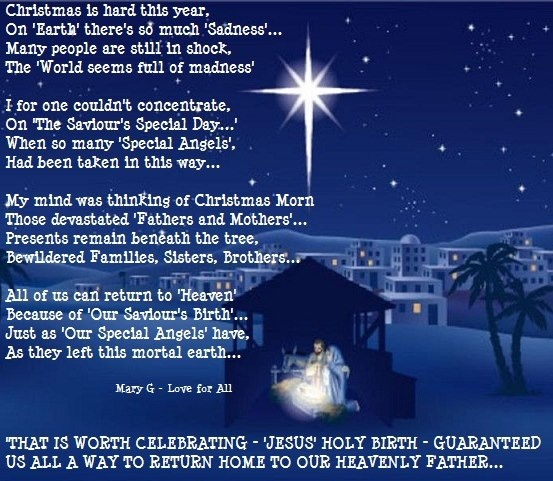 christmas inspirational poems and quotes pinterest