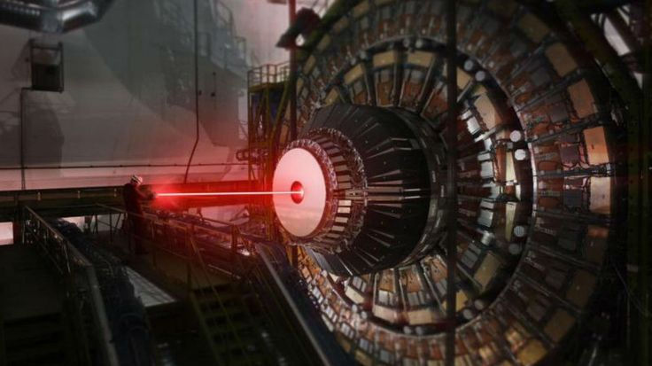Large-hadron-collider proves force #AprilFools