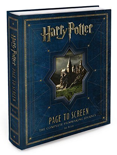 Amazon.fr - Harry Potter Page to Screen: The Complete Filmmaking Journey - Bob McCabe - Livres