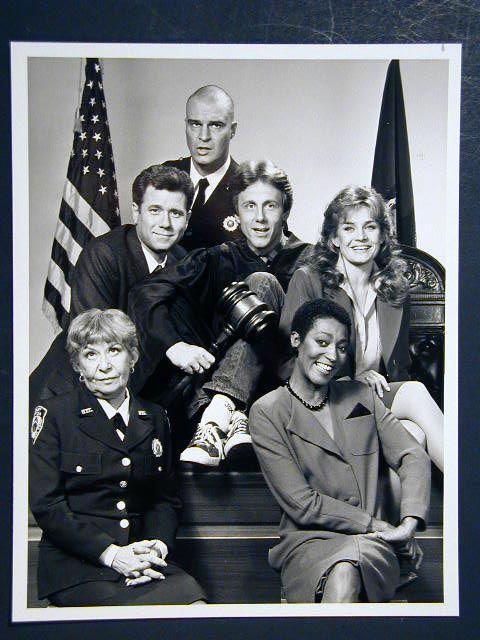 night court | Night Court: Cast Photo