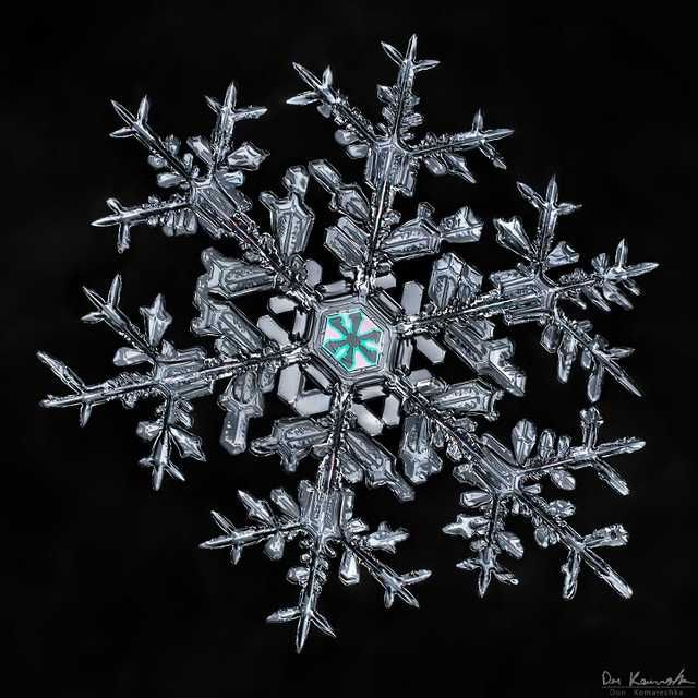 Led snowflake projection lamp christmas decoration light