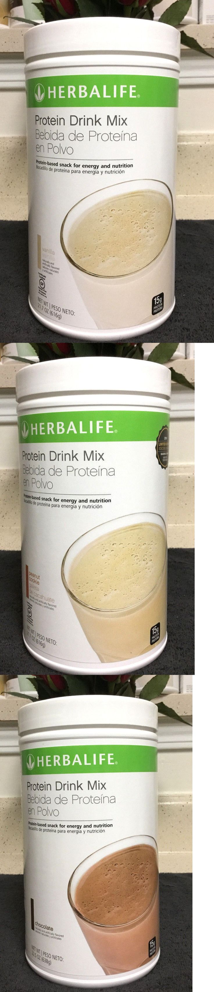Meal Replacement Drinks: New! 1 Herbalife Protein Drink Mix Meal Replacement Free Shipping!! -> BUY IT NOW ONLY: $44.99 on eBay!