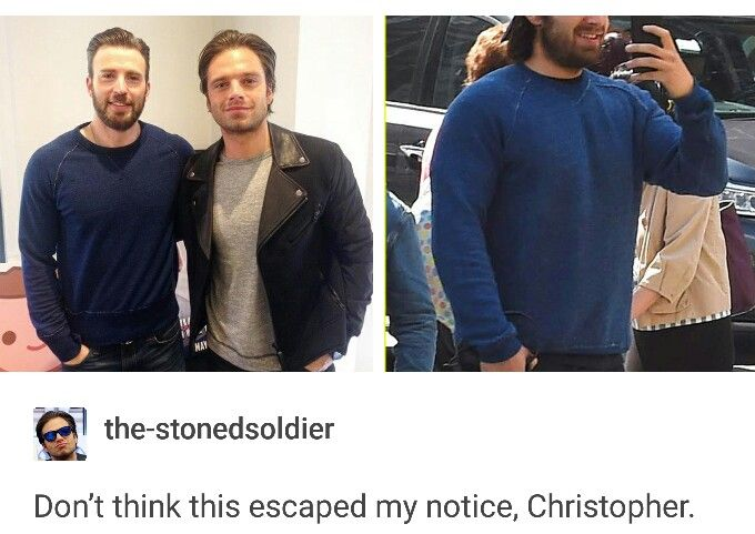 Chris And Sebastian Go Shopping Together Pass It On