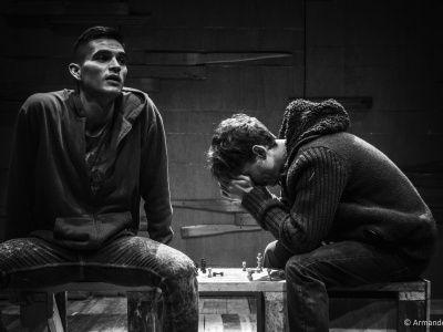 """""""Chamaco"""" de Abel González en el Círculo Teatral"""