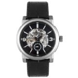 Fossil Men's ME3003 Stainless Steel Skeleton Dial Automatic Watch (Watch)By Fossil