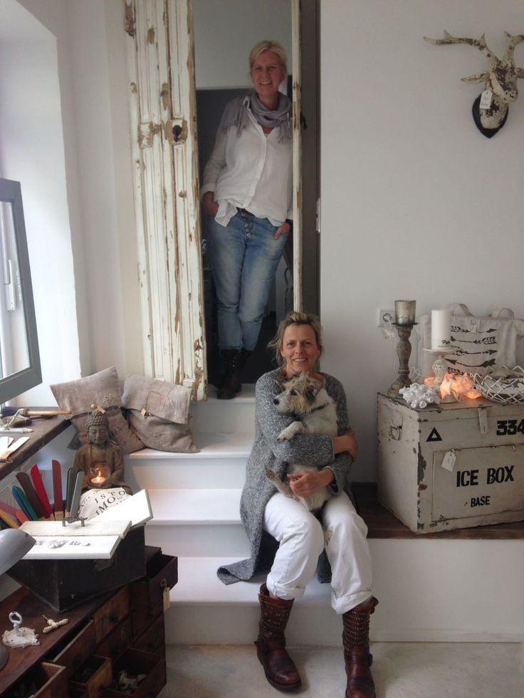 Die Drei von Wohnklunker #Dortmund#Chalk Paint#Annie Sloan#Kreidefarbe#Bekleidung#Wohnen#Einrichten#Dekoration#Boho#Bohemian#Industrie#Shabby Chic#Cotton Candy#Funky Stuff#