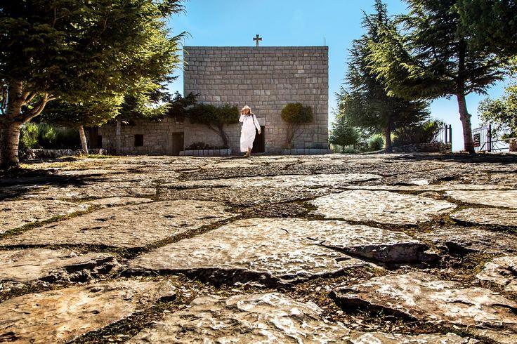 Pustelnia śśw. Piotra i Pawła (1378 m n.p.m.) oddalona o 20 minut drogi od klasztoru.